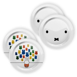 Miffy plates package