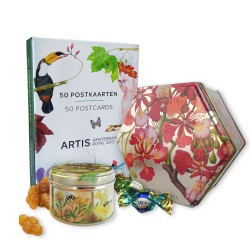 ARTIS botanical package
