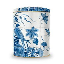 Delft Blue storage tin XL