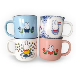 miffy retro mugs package