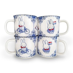 miffy retro mugs package...
