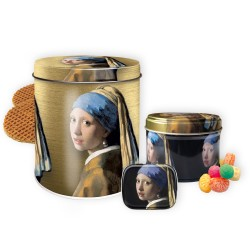 Girl with a Pearl Earring...